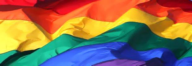 RainbowFlag banner