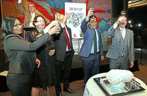 NSW Lobby Celebrations 2