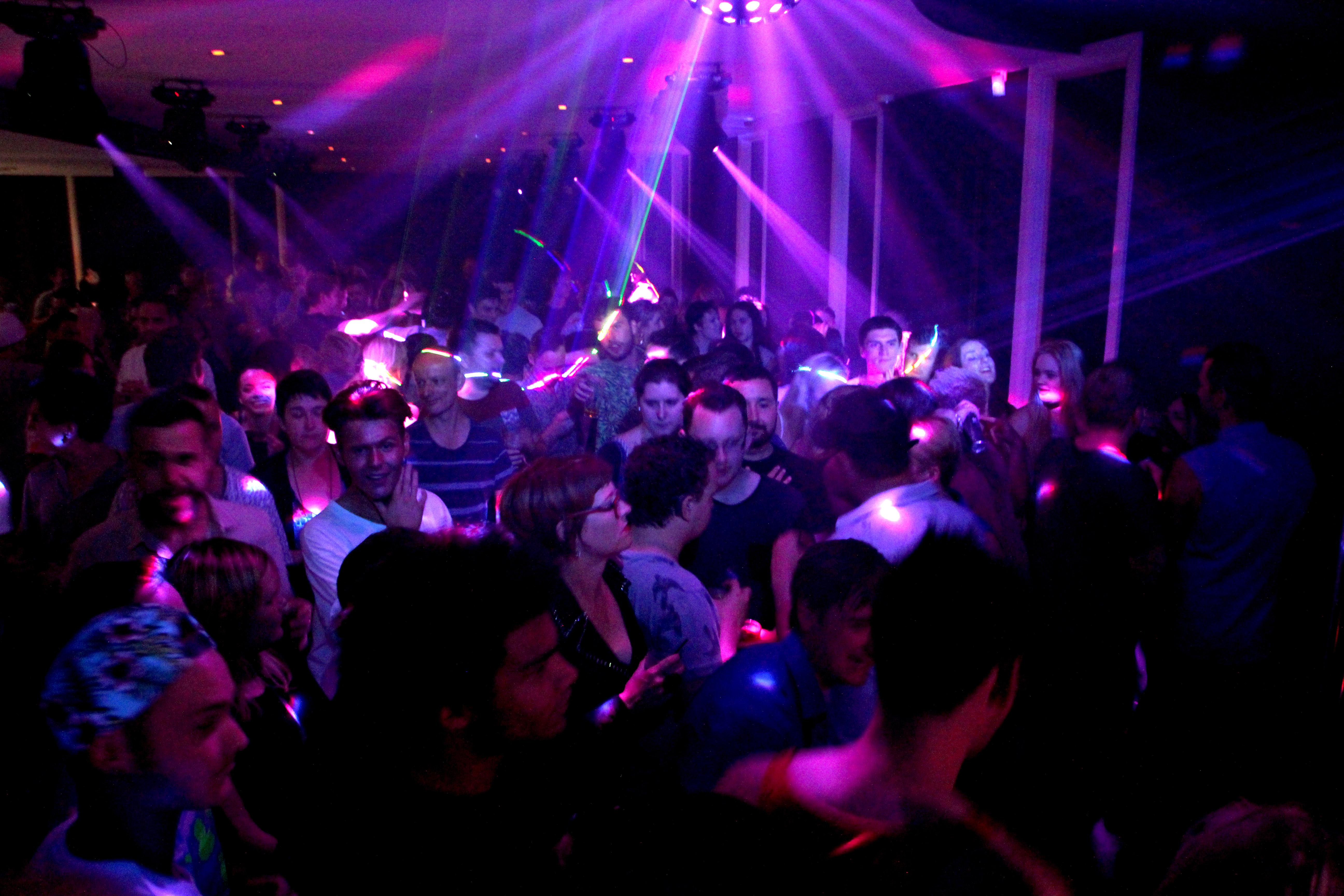 NewUNITY Nightclub Industry Nightclub