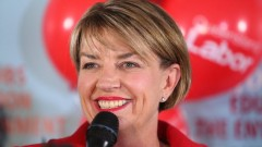 Former Queensland Premier Anna Bligh is honoured to talk about Shelley Argent