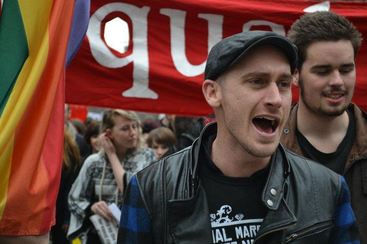 Equal Love Melbourne's Nic McAtamney