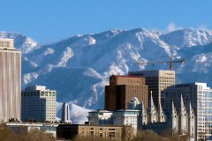 Utah has struck down the state's ban on same-sex marriage. (Photo by Skyguy414; courtesy Wikimedia Commons)