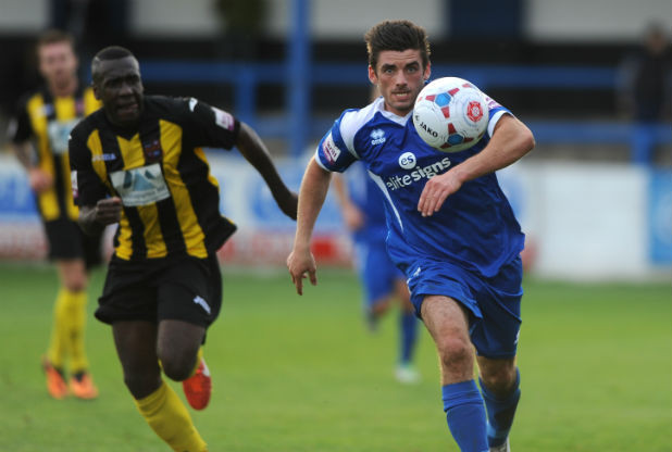 Liam Davis (source: Lincolnshire Echo)
