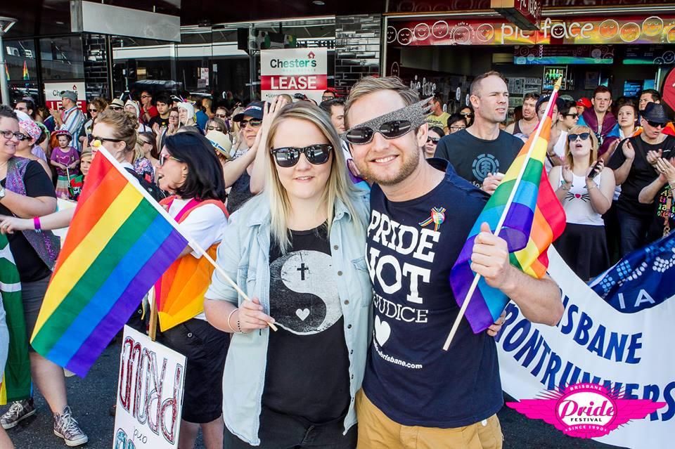 Brisbane Pride Festival 2013