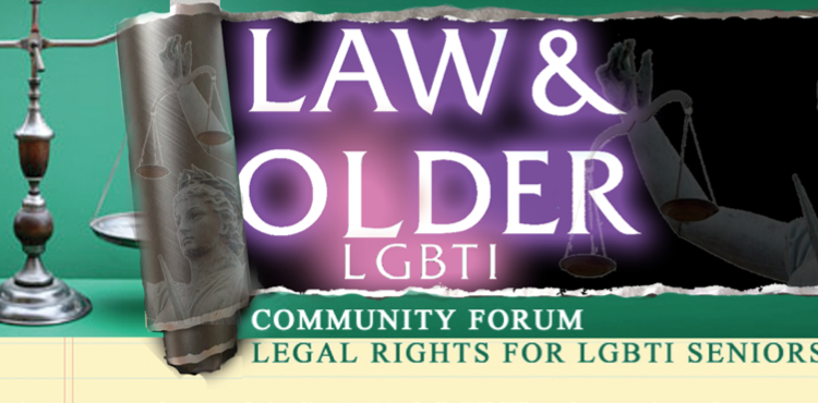 Law And Older LGBTI Ageing Forum