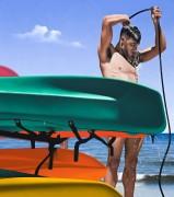 Ross Watson's Lifeguard Showering