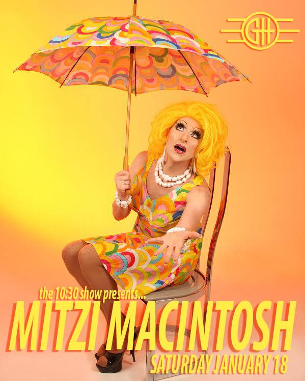 Mitzi McIntosh at the GH Saturday February 18