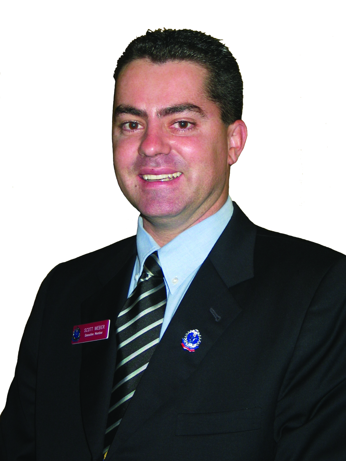 Police Association of NSW President Scott Weber
