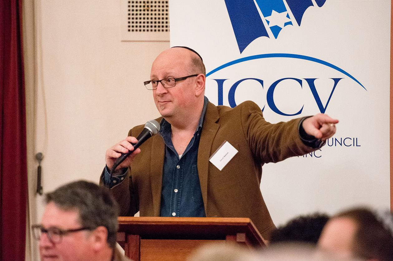 David Marlow JCCV