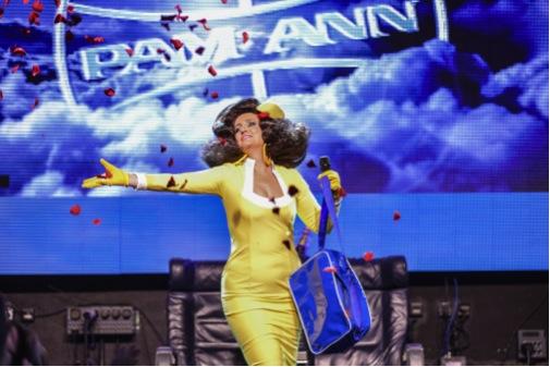 Pam Ann Plane Filthy