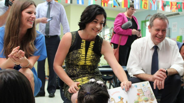 Terri Butler running for seat of Griffith
