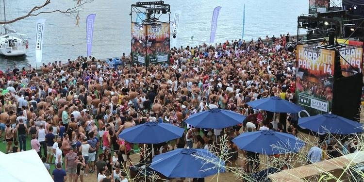 Harbour Party 2014 (Ann-Marie Calilhanna; Star Observer)