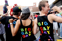 Big Gay Day Summer Street Party this Sunday: Photo Credit: Facebook.