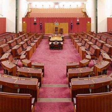 The Australian Senate heard an inquiry into intersex issues for the first time ever this year.