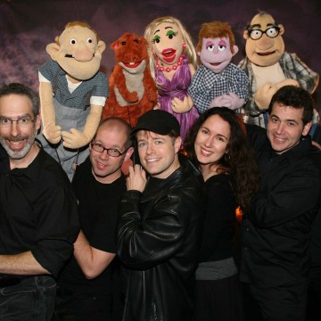 Brian Henson's Puppet Up