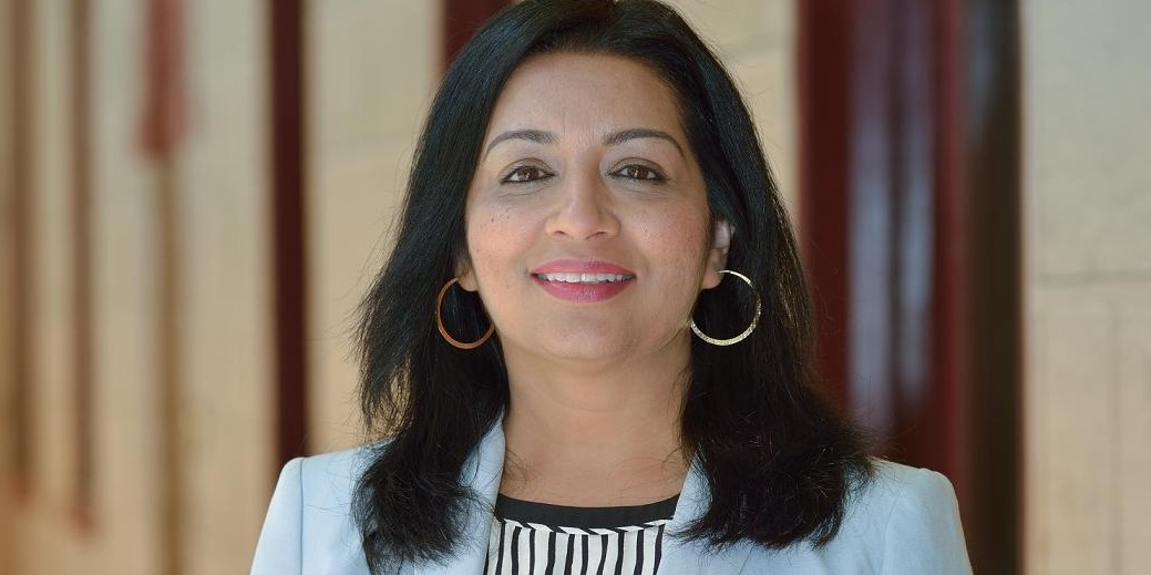 Mehreen Faruqi is a NSW upper house MP and the NSW Greens' LGBTI spokesperson.
