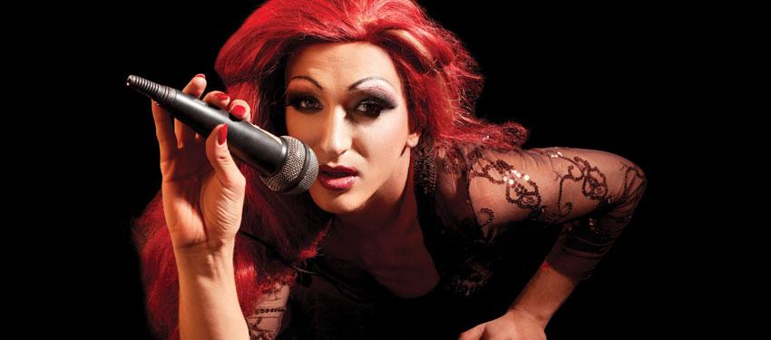 Drag queen (image: Shutterstock)