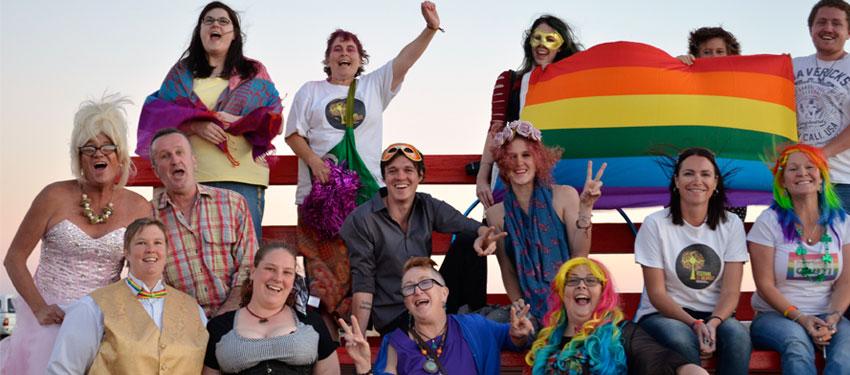 Broken Hill pride diversity festival