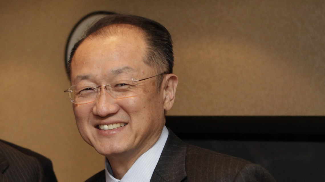 Jim Yong Kim WEB