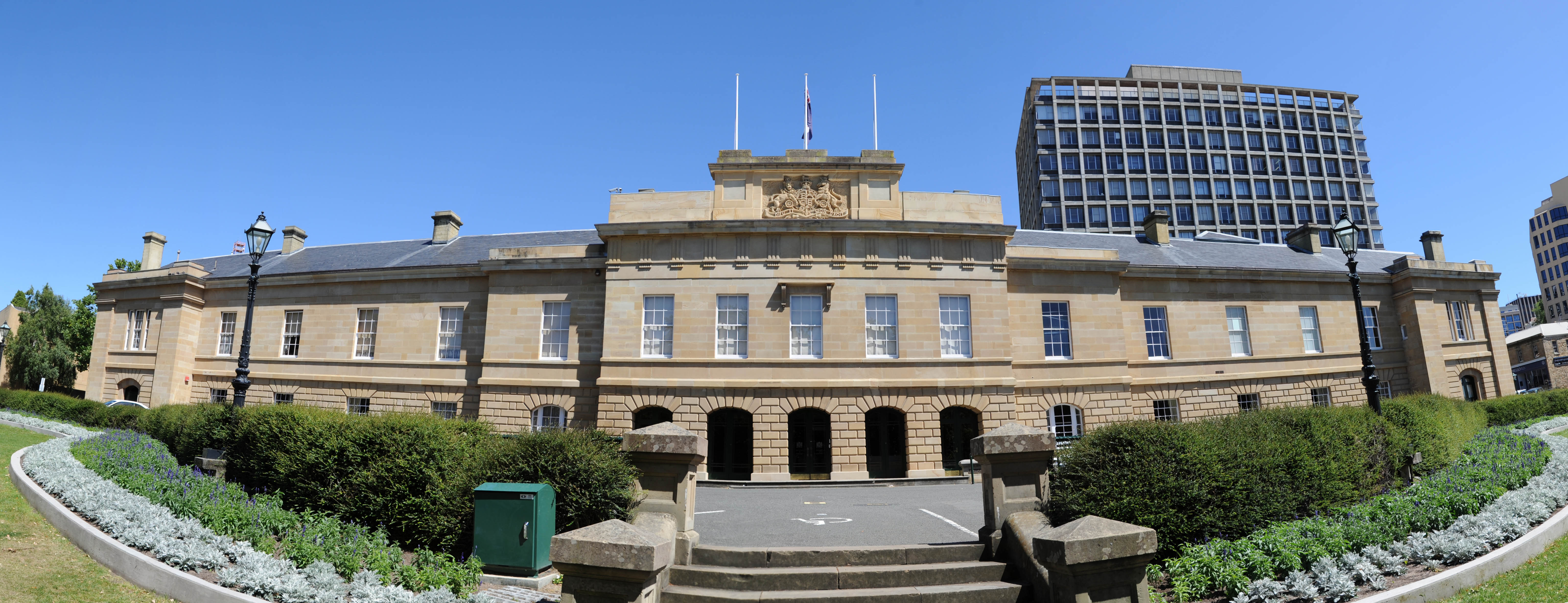 Tasmania Parliament House Hobart