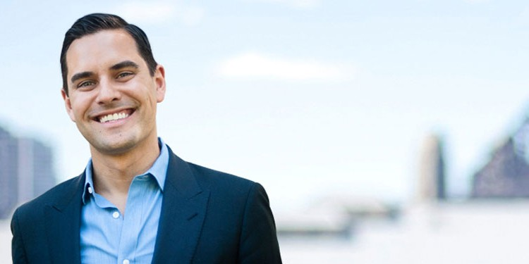 Sydney state independent MP Alex Greenwich.
