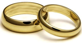 Wedding rings marriage