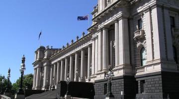 Parliament House Melbourne Victoria
