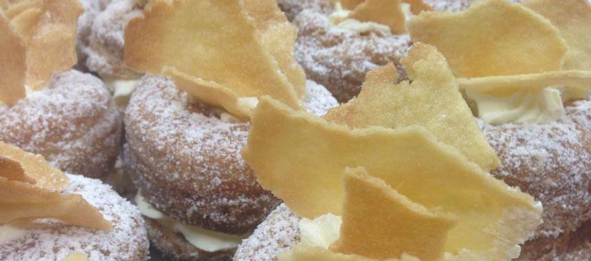 The cronuts of Jenny's Bakery