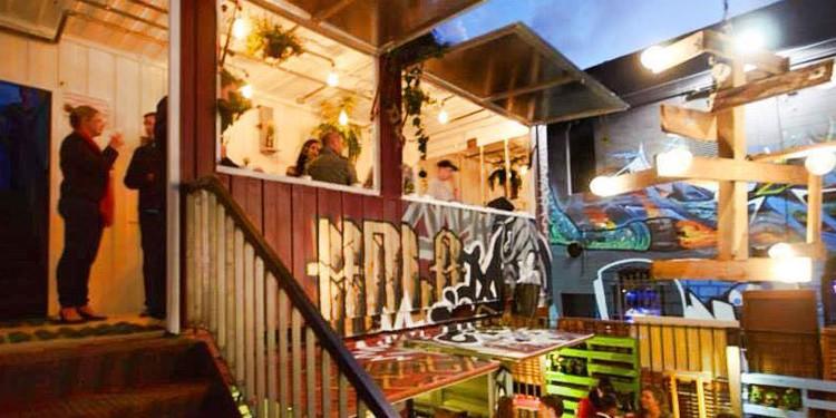 Laneway Bar at Adelaide