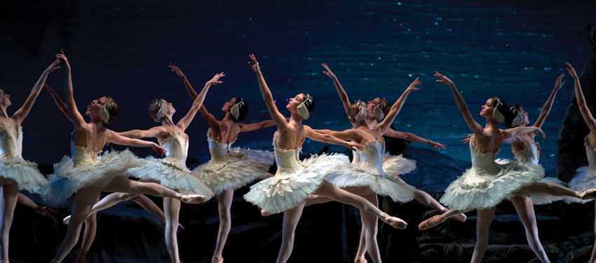 Swan Lake by the American Ballet Theatre is coming to QPAC in Brisbane (supplied image)