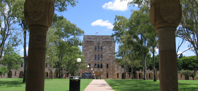 University of Queensland (source: Wikimedia Commons)
