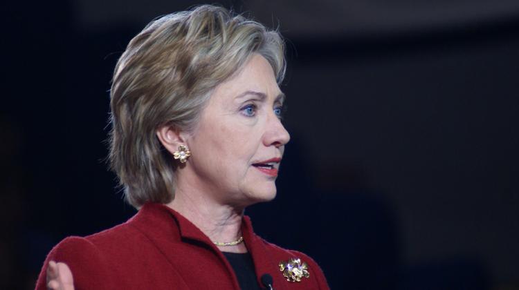 Hillary Clinton (Wikimedia Commons)