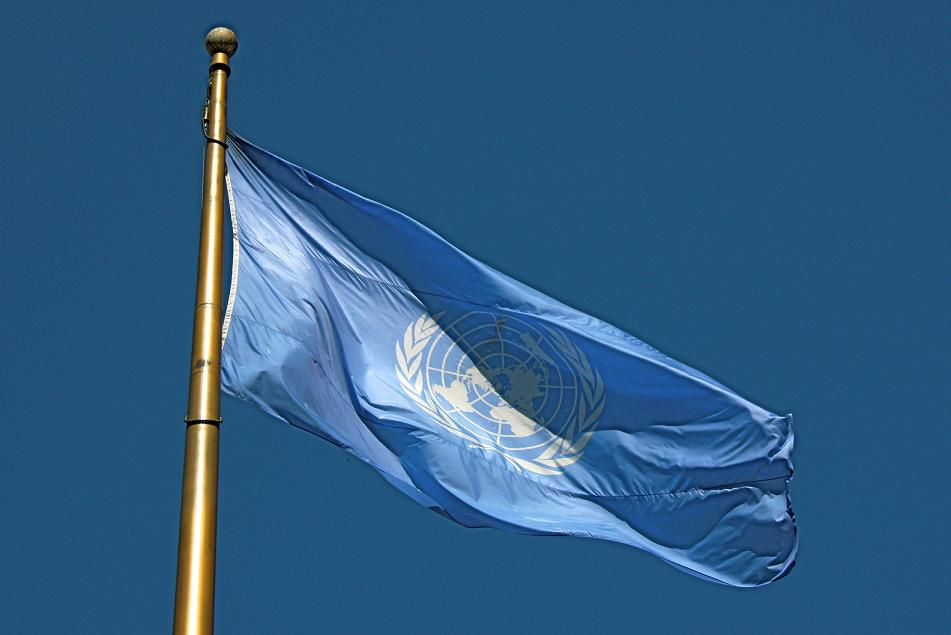 UN Flag united nations