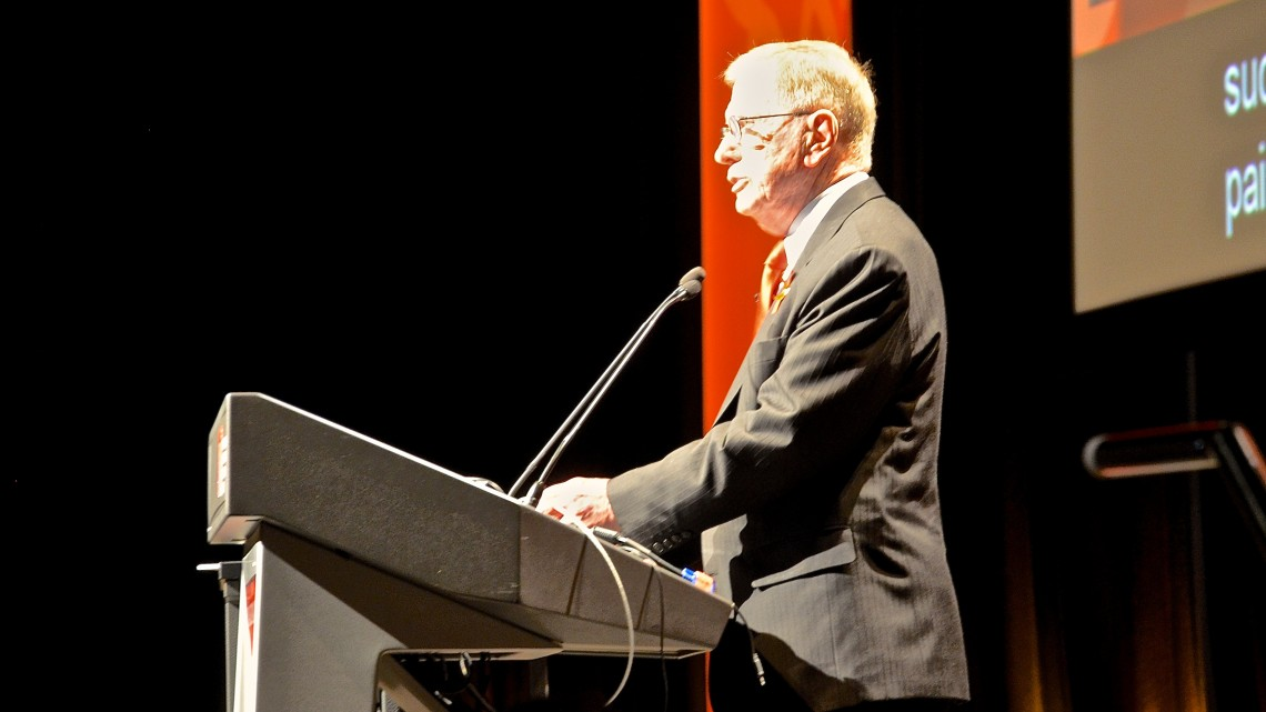 Michael Kirby AIDS 2014