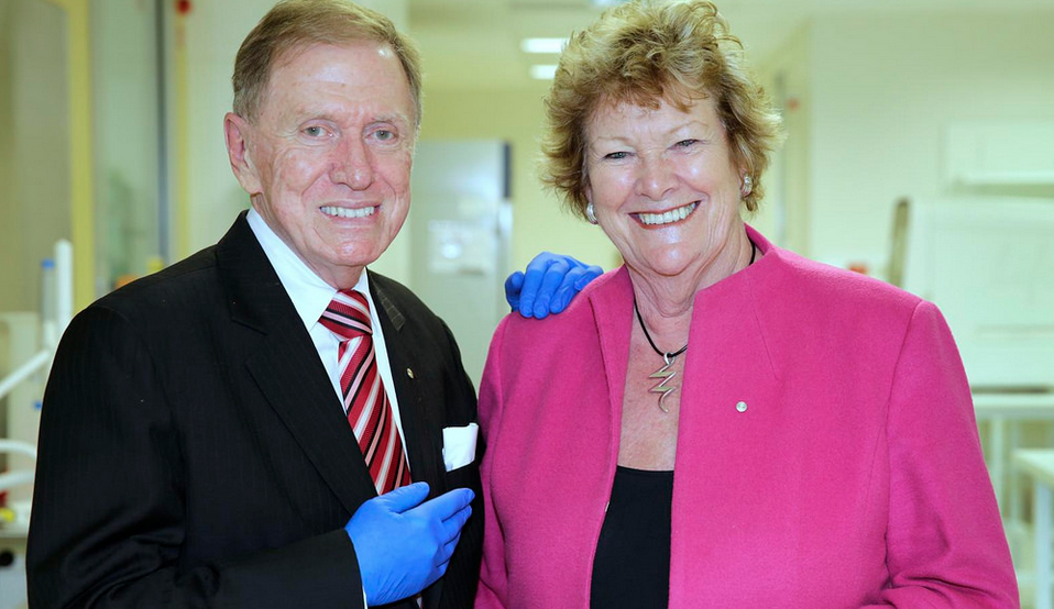 Michael Kirby + Jillian Skinner