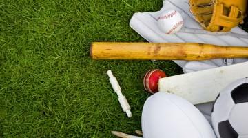 sport ball bat
