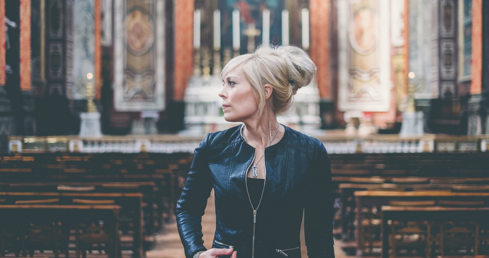 Vicky Beeching (© Blaow Photography, 2014)