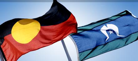Aboriginal Torres Strait Islander flags