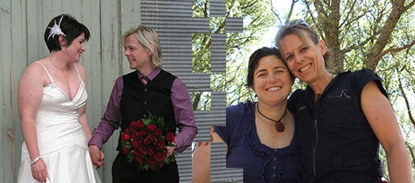Caroline Love and Sarah Adcock,  Wagga Wagga