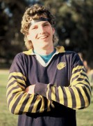 Mark Bingham in his rugby-playing days.