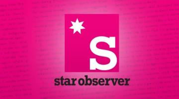 star observer logo banner