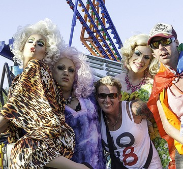 Brisbane Pride 2013 (Photo: Brendan Burke; Star Observer)