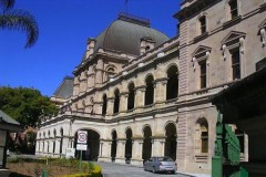 queensland state parliament house