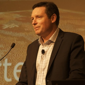 Lyle Shelton, managing director of the Australian Christian Lobby. (Picture: David Alexander; Star Observer)