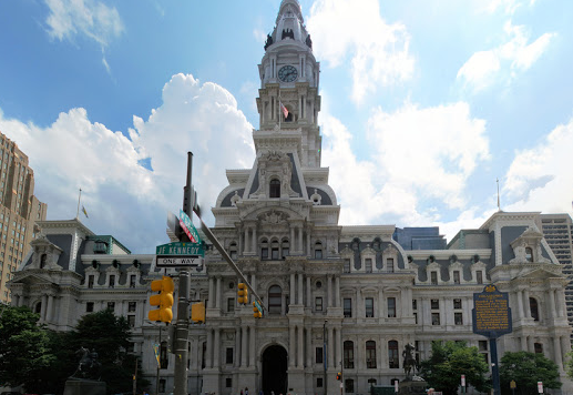 Philly town hall Philadelphia