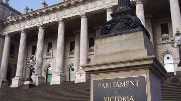 Victorian Government Parliament house victoria melbourne