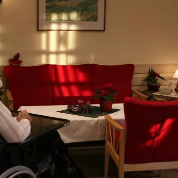 old elderly ageing elder aged care