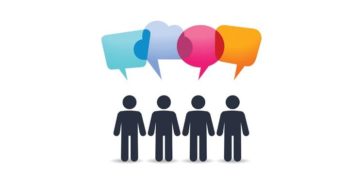 language feature speech speaking talk chat friends social