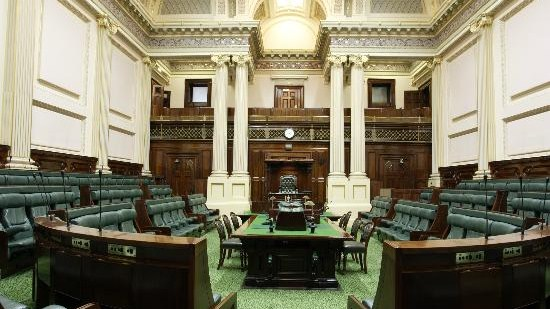 parliament house of victoria lower legislative assembly