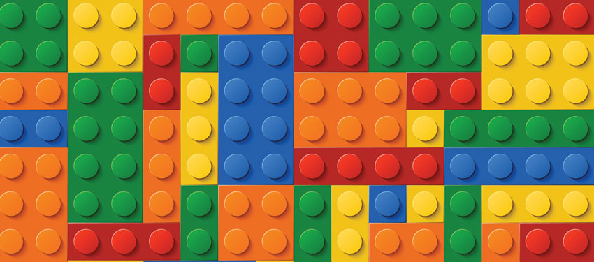 lego children colour
